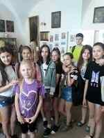 Лагерь ОО «БРСМ» «Юность» интересно проводит время!