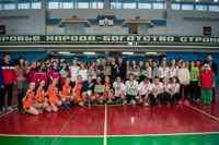 Городская спортландия БРСМ «Школьный кубок»