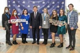 БЕЛОРУССКО-РОССИЙСКИЙ УНИВЕРСИТЕТА НА РЕСПУБЛИКАНСКОМ ПРАЗДНИКЕ «ГРОДНО – МОЛОДЕЖНАЯ СТОЛИЦА 2021»