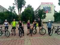 Молодежный велоквест «В ритме города» с элементами городского ориентирования, посвященный Дню молодежи в городе Могилеве