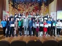 IX Пленум Могилевского городского комитета ОО «БРСМ»