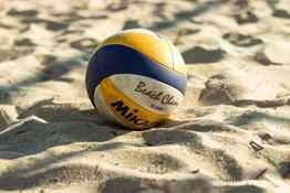 Турнир по пляжному волейболу состоялся в Могилеве