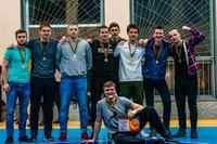 Соревнования по баскетболу в рамках круглогодичной спартакиады Белорусско-Российского университета